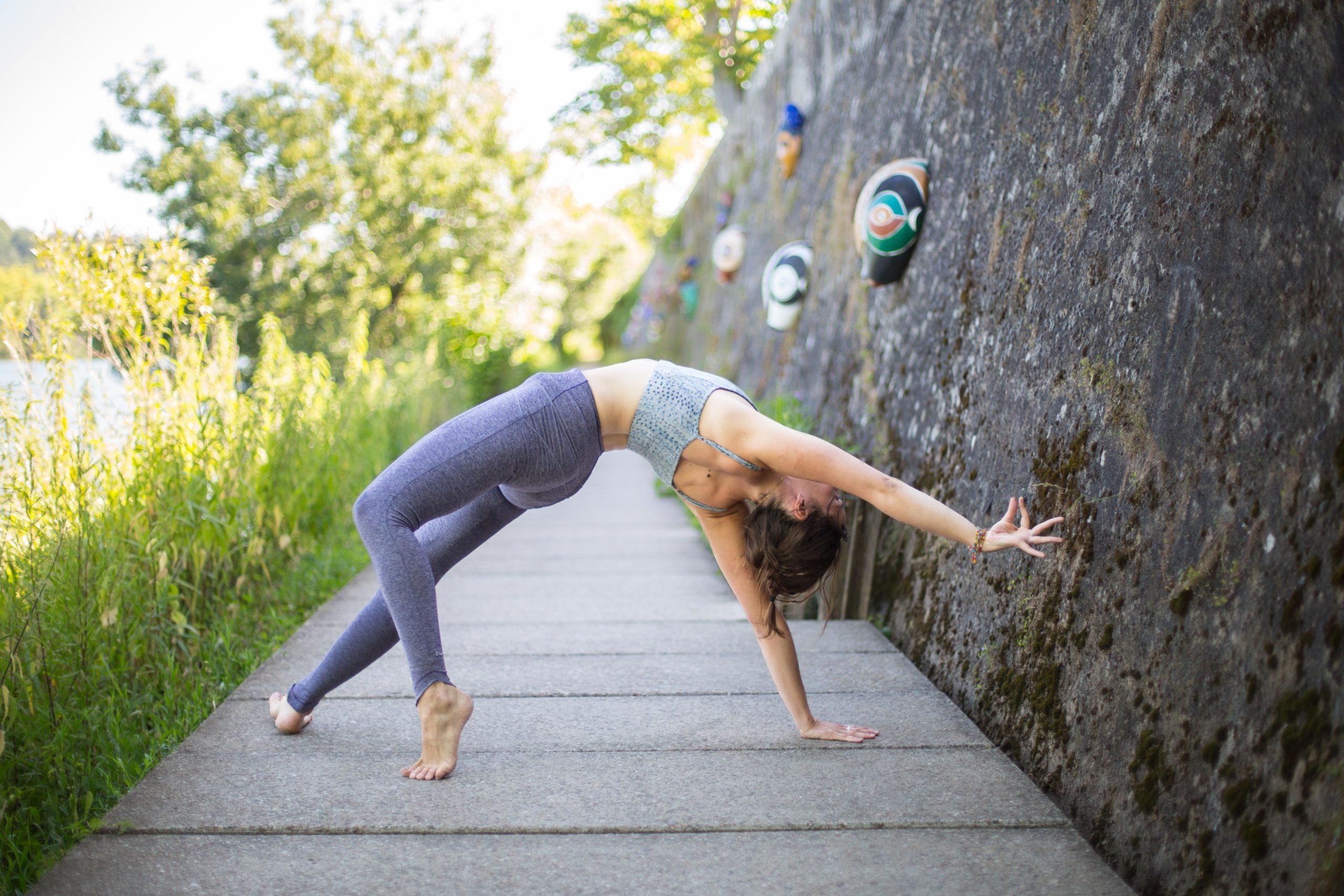 cours yoga sésam Margot Flandrin