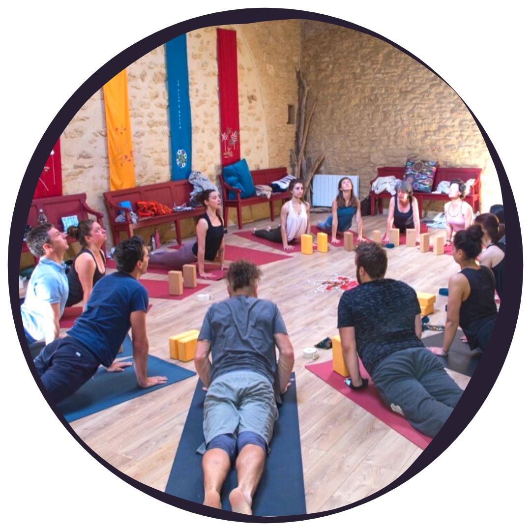 cours yoga retraites stages yoga ayurveda centre sésam lyon 7
