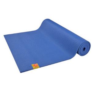tapis yoya chin mudra bleu indigo